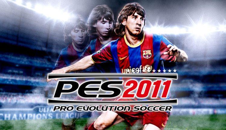 لعبة PES 11 نسخة كاملة ريباك شاملة التحديثات بحجم 3 جيجا بروابط مباشره