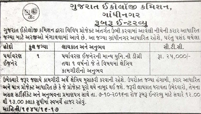 Gujarat Ecology Commission