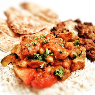 Chicken Chaat