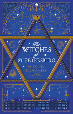 The Witches of St. Petersburg by Imogen Edwards-Jones