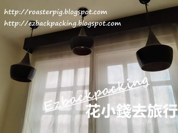 仰光東方酒店走廊
