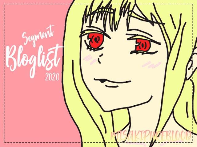 Bloglist Segment 2020