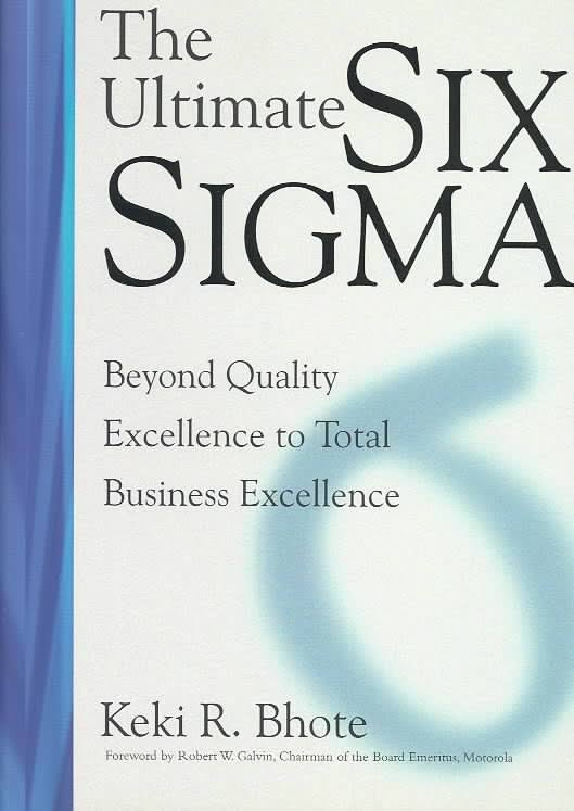 The Ultimate Six Sigma