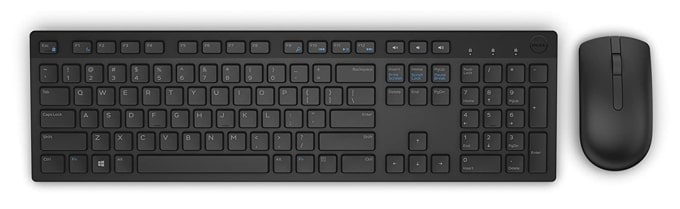Dell 5WH32 wireless keyboard and mouse combo