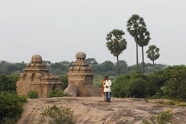 UNESCO Chennai Mamallapuram Pidari Rathas