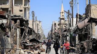 Τουρκική ενόχληση για τη Homs: Πραγματικό ή προεκλογικό ενδιαφέρον;