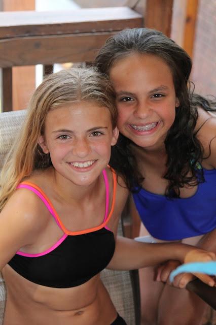 Eighth Grade Girls Bra