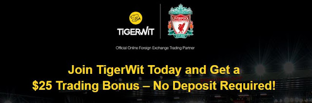 [Full Tutorial] How to Get Bonus & Withdraw Profit - TigerWit $25 NDB/Welcome Bonus