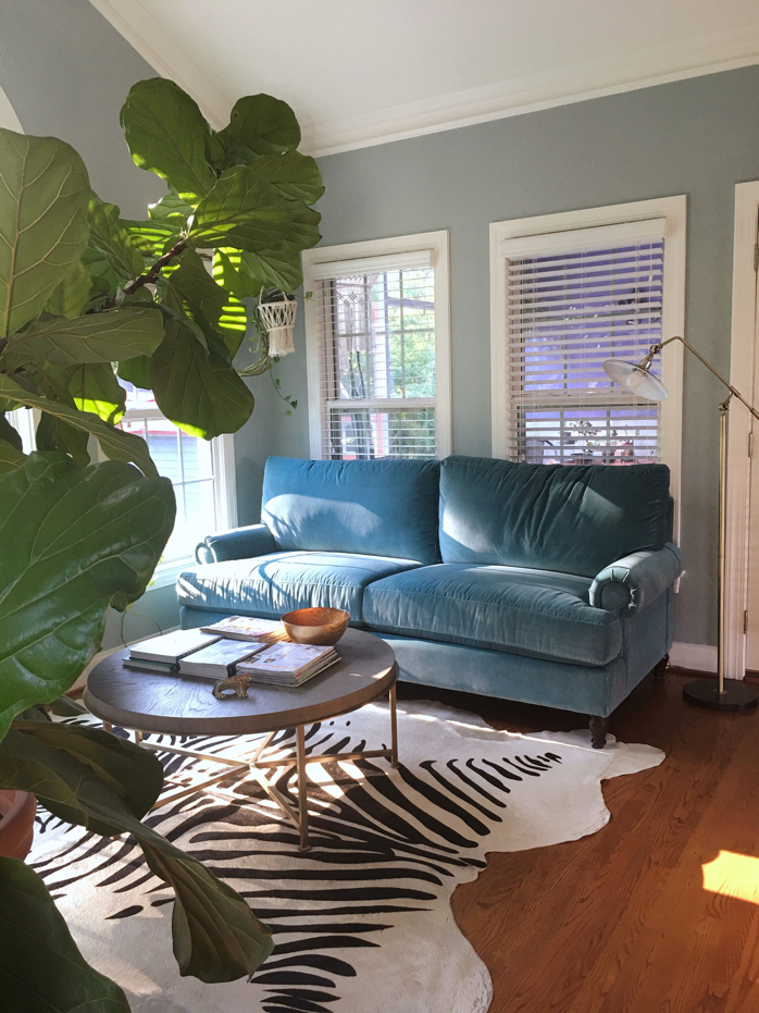 Sunroom and Living Room Refresh with Bassett Furniture-design addict mom