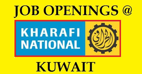 RECRUITMENT TO KHARAFI NATIONAL-KUWAIT | GULF PACKAGE