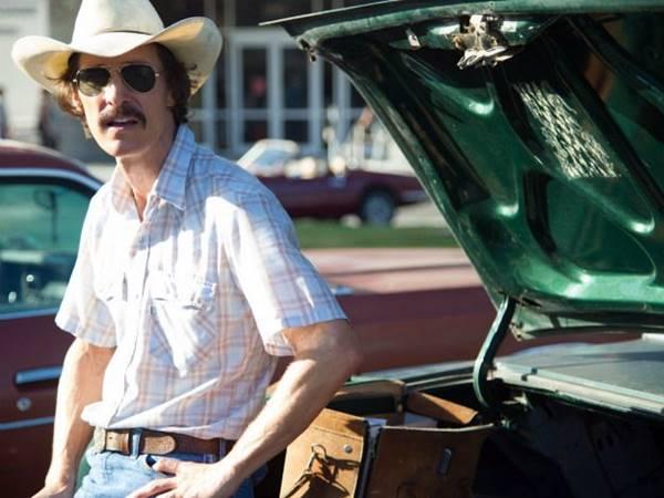 O filme Clube de Compras Dallas está disponível no Netflix