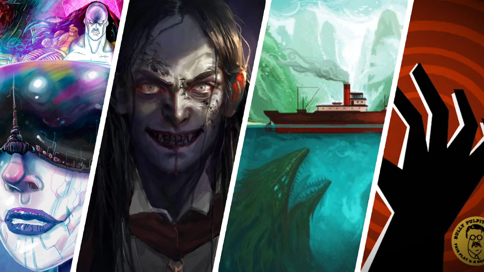 Kickstarter Highlights Fiasco, GrimHollow, Fired Up, Handy Maps, Sleeping Gods