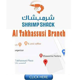 shrimp shack thakhassusi riyadh