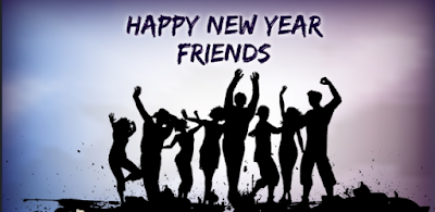 Happy new year 2020 images hd with friends
