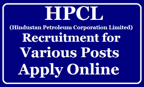 Hindustan Petroleum Corporation Limited (HPCL) Recruitment for Managers, Technicians and Various Positions Apply online @ www.hindustanpetroleum.com /2019/12/Hindustan-Petroleum-Corporation-Limited-HPCL-Recruitment-for-Managers-Technicians-and-Various-Positions-Apply-online-at-hindustanpetroleum.com.html