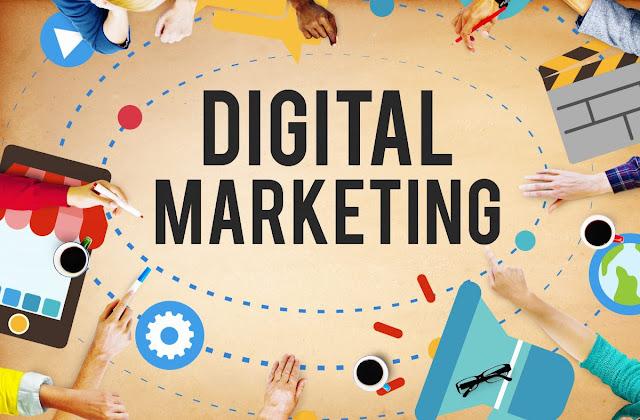 Digital Marketing và lợi ích của nó trong kinh doanh Online