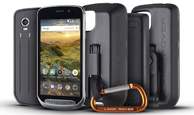 Land Rover Explore rugged phone Announced