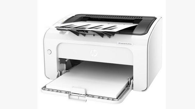 Cara Koneksi Wifi Printer HP Laserjet Pro M12W