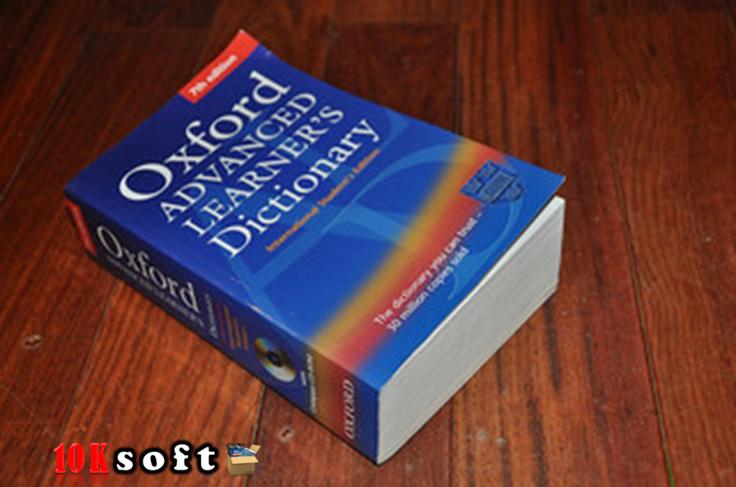 Oxford Advanced Learners Dictionary setup file