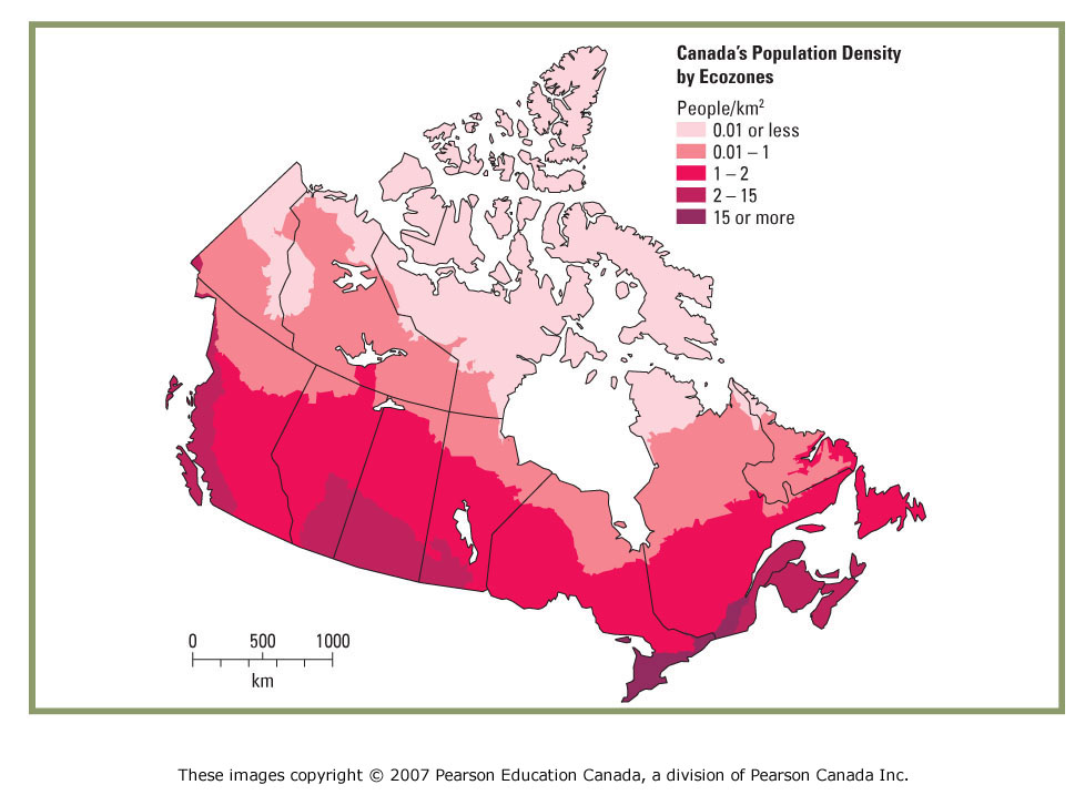 an introduction to the canadian population change in six cities An analysis of immigrant attraction and retention patterns immigration is driving population growth in cities retention patterns among western canadian 3.