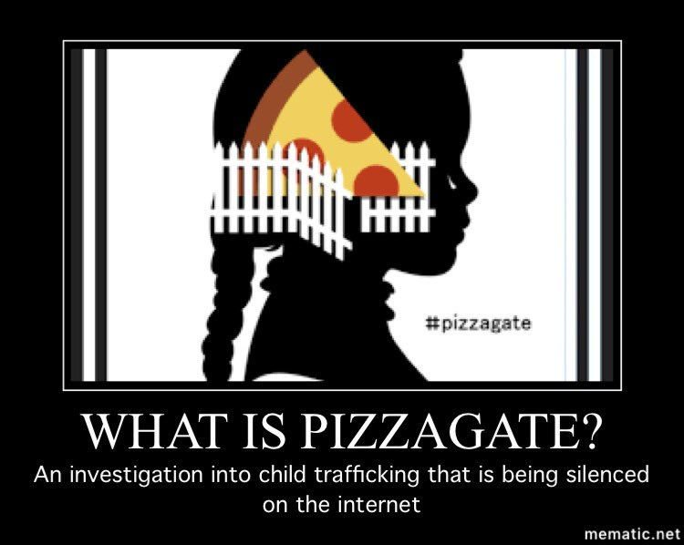 pizzagate internet investigation silenced