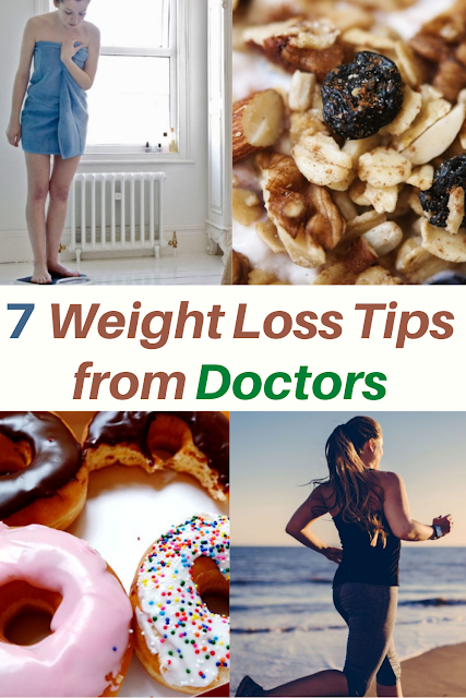 Weight Loss Tips from Doctors