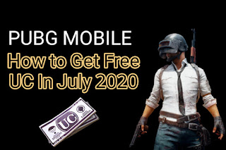 How to Get Free UC in July 2020