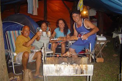 camping em Garopaba