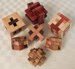 Wood Wonders Puzzles