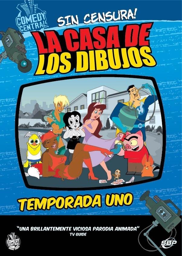 La Casa de los Dibujos (Drawn Together) 720p Español Latino