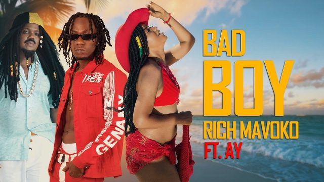 AUDIO | Rich Mavoko Ft. AY – Bad Boy | Download new MP3
