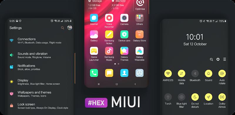 #Hex Plugin - MIUI 11 Skin for Samsung OneUI