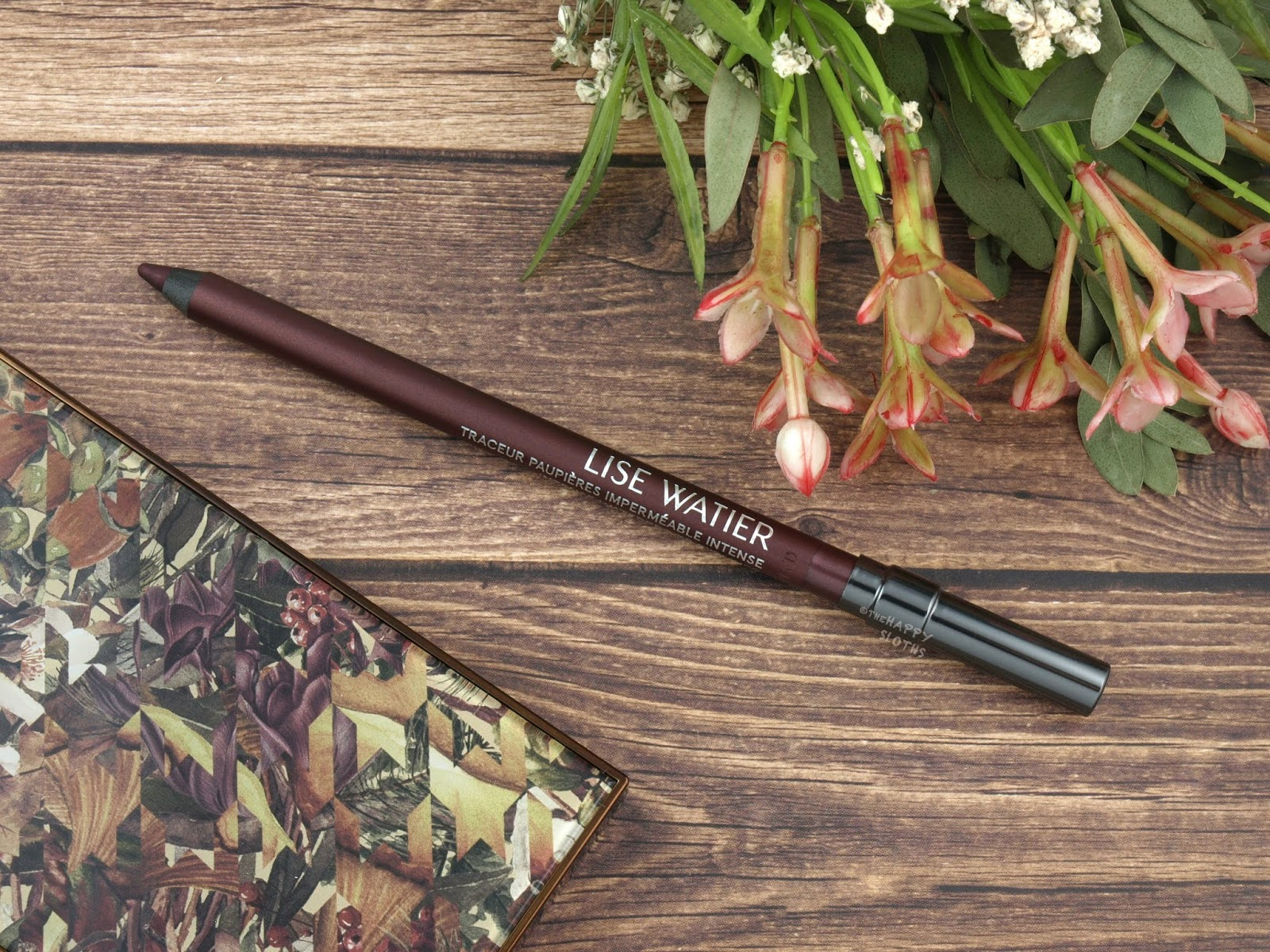 Lise Watier | Fall 2018 Haute Nature Intense Waterproof Eyeliner: Review and Swatches