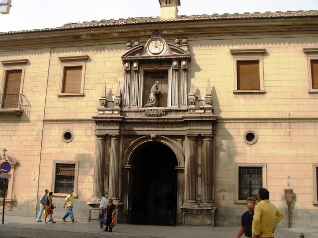 Resultado de imagen de basilica de san juan de dios granada wikipedia
