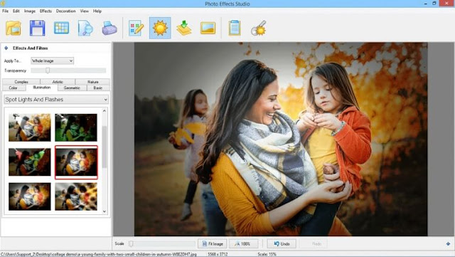 Download AMS Photo Effects Studio