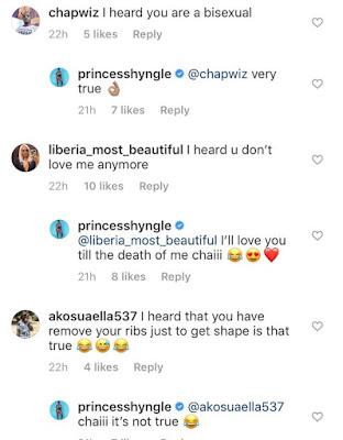 'I'm A Bisexual' - Actress Princess Shyngle Finally Confirms