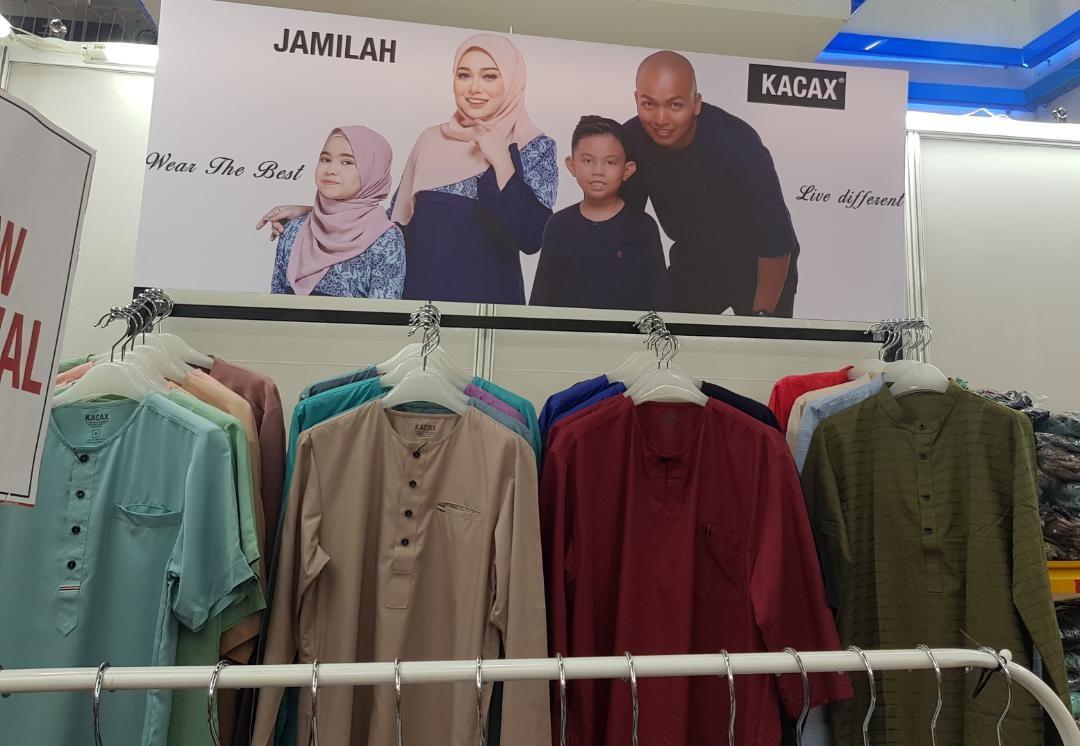 Baju Raya 2021 sedondon family