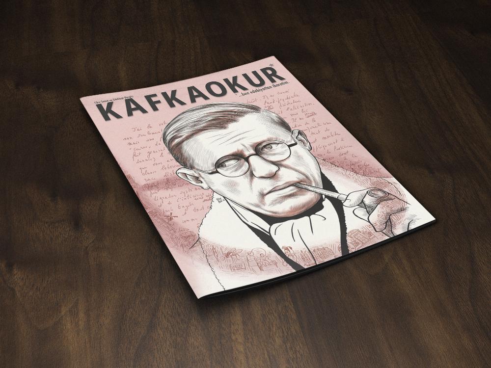 Kafka Okur 15. Sayı Çıktı!