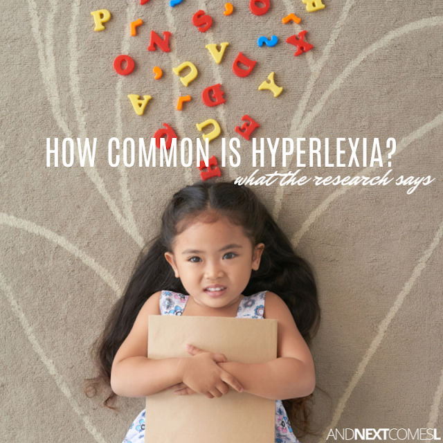 Is hyperlexia rare?