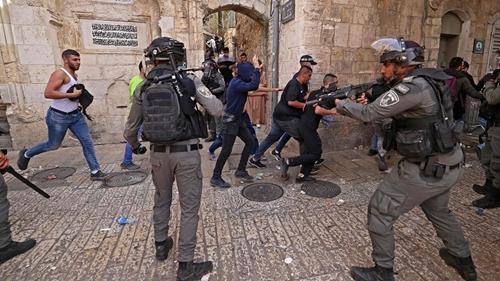 Agresi Israel Bertujuan Gagalkan Pemilu Palestina dan Berhasil