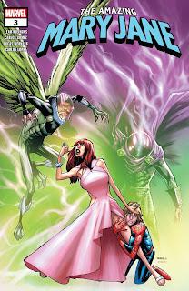 Amazing Mary Jane #3 cover