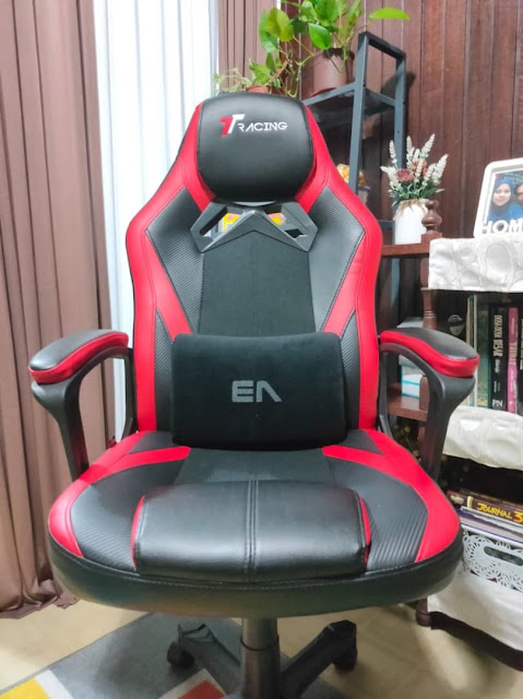 Review TTRacing Gaming Chair