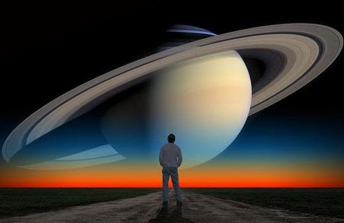 Teori Konspirasi Tentang Planet Saturnus