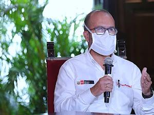 Ministro de Salud: después del 12 de abril habrá cuarentenas por regiones