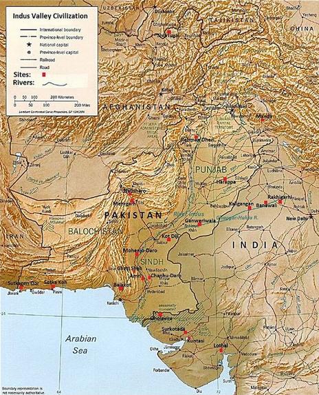 Indus Valley Civilization in hindi
