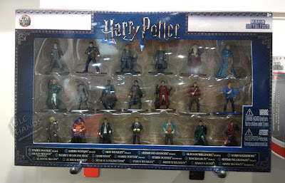 Toy Fair 2019 JADA Harry Potter Nano Metalfigs
