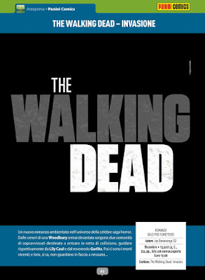 The Walking Dead: Invasione (Jay Bonansinga)