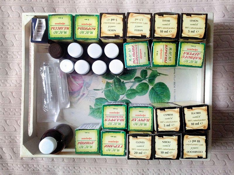 Terapia olejkami eterycznymi w leczeniu boreliozy