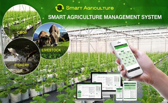 Smart Agri: Thêm giải pháp hỗ trợ nông dân thời 4.0