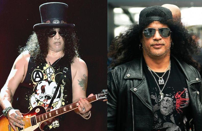 Slash revela cuántos sombreros de copa tiene - Wiki Rock  91941dfde6d